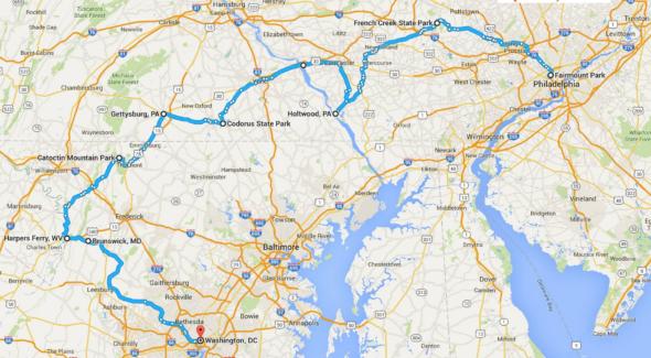 Google Map version